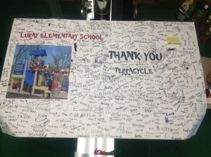TerraCycle Thank You Note 2