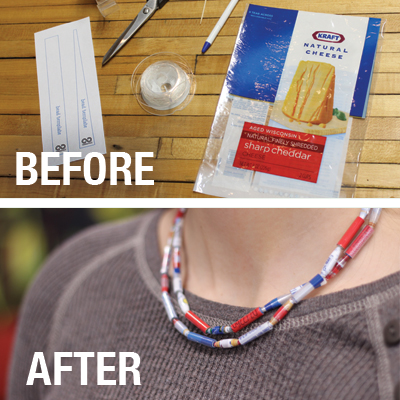 Food-Wrapper-Beaded-Necklace-before-after-us