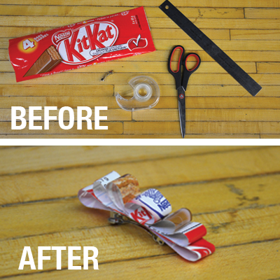 Chocolate-Wrapper-Barrettes-before-after-us