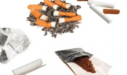 Want to recycle cigarette butts? No problem!