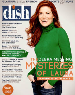 September Issue of Dish Magazine