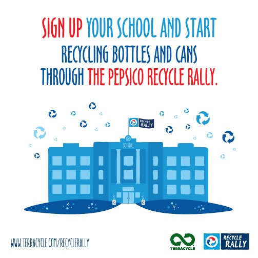 Go Big for Back-to-School with PepsiCo's 'Recycle Rally!