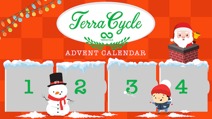 TerraCycle's Zero Waste Christmas Advent Calendar