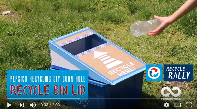 Reduce, Reuse, Upcycle: 6 Fun Do-It-Yourself Projects from PepsiCo Recycling