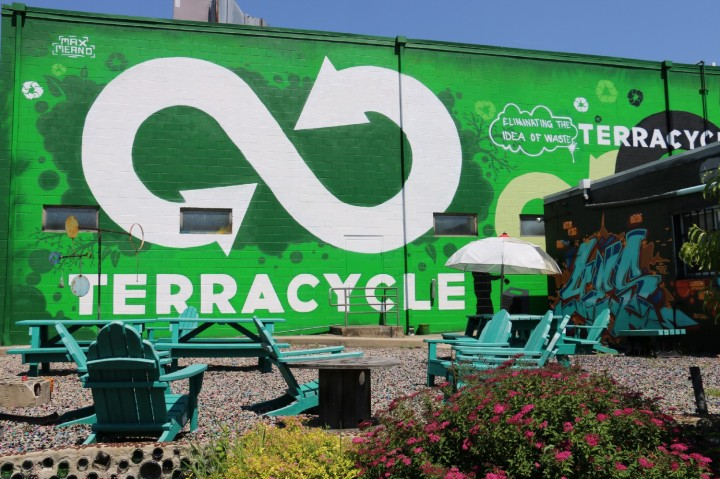 Act on Earth Day with TerraCycle