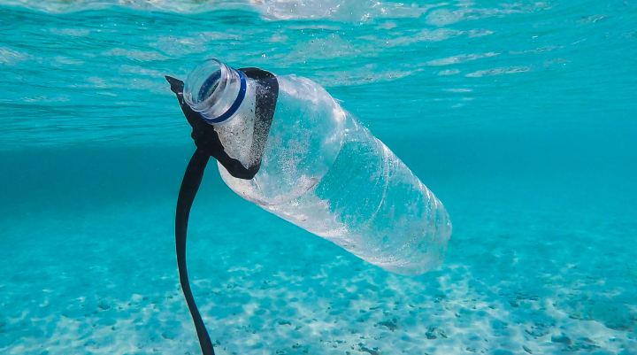"Ocean pollution doesn't wash ""away"""